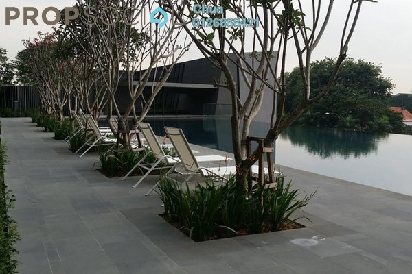 For Rent Serviced Residence at G Residence, Desa Pandan Leasehold Semi Furnished 2R/2B 2.4k
