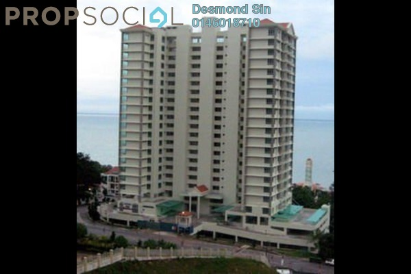 For Sale Apartment at The Waterfront, Tanjung Bungah Freehold Unfurnished 5R/4B 1.7Juta