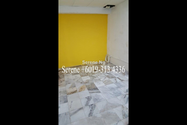 For Sale Semi-Detached at Taman Bukit Minyak Indah, Bukit Minyak Freehold Unfurnished 3R/2B 330k