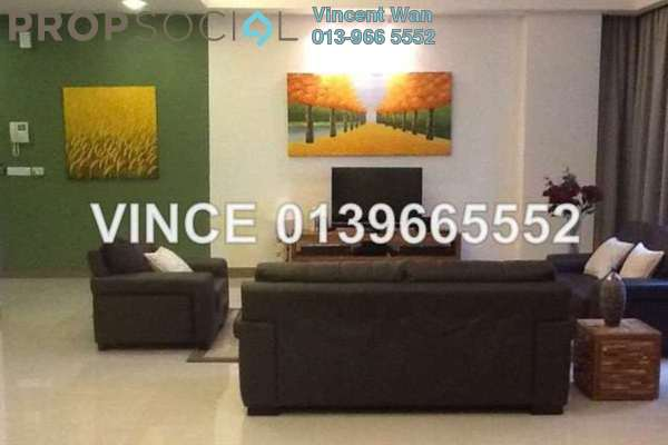 For Rent Condominium at Suria Stonor, KLCC Freehold Fully Furnished 3R/4B 10k