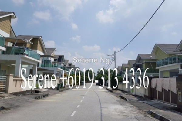 For Sale Bungalow at Taman Cendana, Juru  Unfurnished 5R/4B 950k