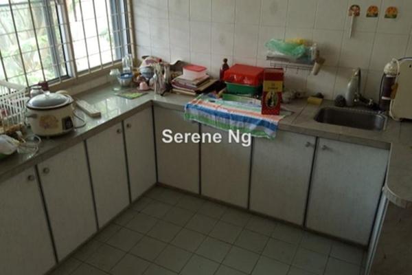 For Sale Semi-Detached at Taman Markisah, Bukit Minyak Freehold Unfurnished 3R/2B 300k