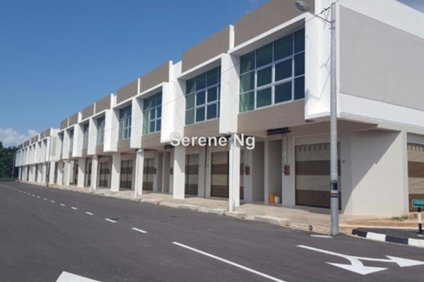 For Rent Shop at Tambun Royale City, Bukit Tambun  Unfurnished 0R/0B 2k