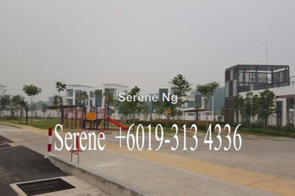 For Sale Bungalow at Hillpark Residences, Bukit Mertajam Freehold Unfurnished 4R/5B 858k