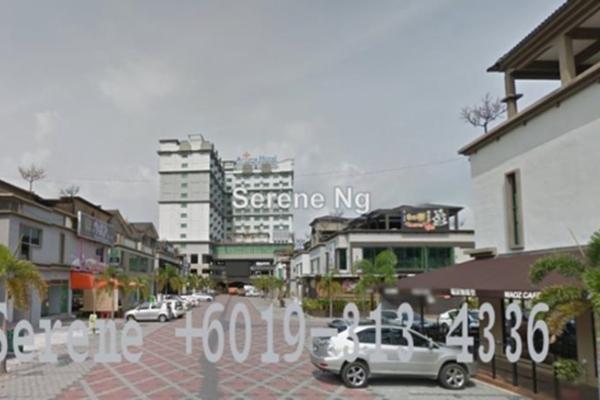 For Sale Shop at Jalan Raja Uda, Butterworth Freehold Unfurnished 0R/0B 2.2m