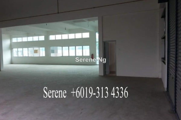 For Rent Factory at Taman Pelangi, Juru Freehold Unfurnished 0R/0B 7.5k