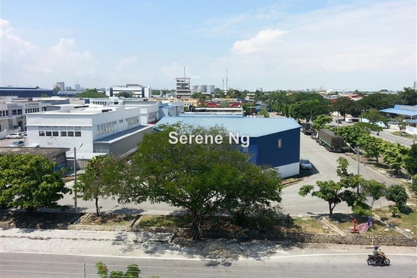 For Sale Factory at Mak Mandin Industrial Estate, Butterworth Freehold Unfurnished 0R/0B 2m