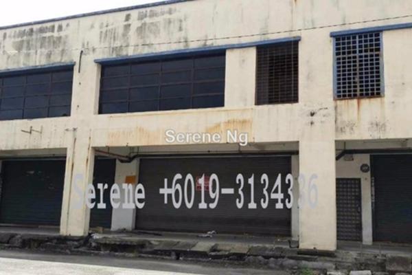 For Rent Factory at Taman Saga Jaya, Seberang Perai Leasehold Unfurnished 0R/0B 3k