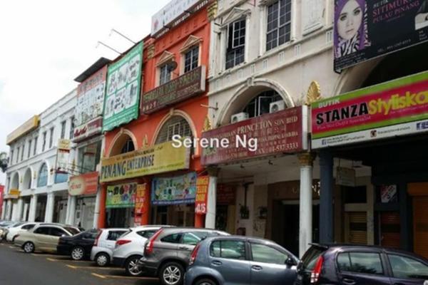 For Rent Shop at Permatang Rawa, Bukit Mertajam Freehold Unfurnished 0R/0B 3.6k