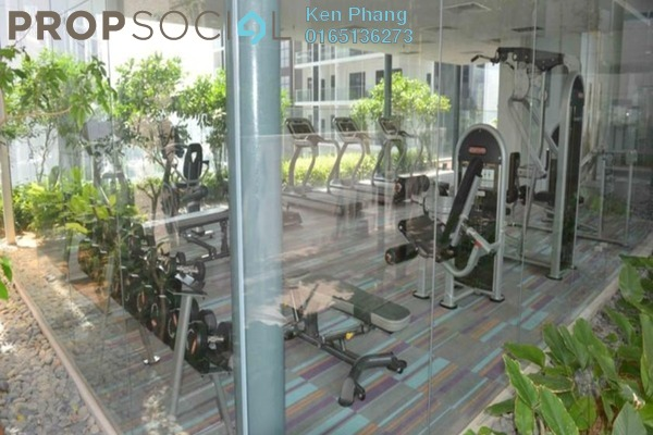 For Rent Condominium at Summer Suites, KLCC Leasehold Fully Furnished 1R/1B 3.5k