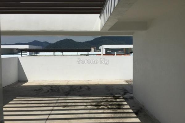 For Sale Duplex at Summerton Bayan Indah, Bayan Indah Freehold Unfurnished 4R/2B 1.5Juta