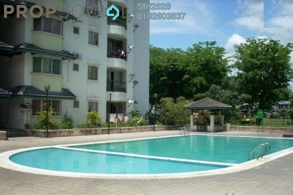 For Rent Condominium at D'casa Condominium, Ampang Leasehold Fully Furnished 3R/2B 1.35k