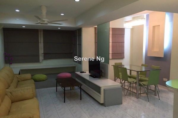 For Sale Apartment at Taman Bukit Bendera, Air Itam Freehold Unfurnished 3R/2B 505k