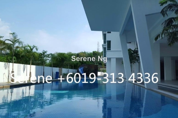 For Sale Condominium at Goodfields Residence, Bukit Minyak Freehold Unfurnished 3R/2B 360k
