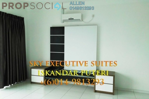 For Rent Serviced Residence at The Sky Residence, Cheras Freehold Semi Furnished 2R/2B 2k