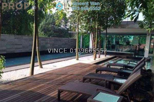 For Sale Condominium at Ampersand, KLCC Leasehold Semi Furnished 3R/4B 3m