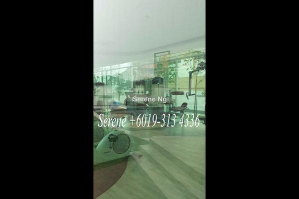 For Rent Condominium at The Signature, Perai  Semi Furnished 3R/2B 1.5k