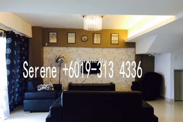 For Rent Duplex at Sea View Tower, Butterworth Freehold Fully Furnished 4R/3B 2.7k
