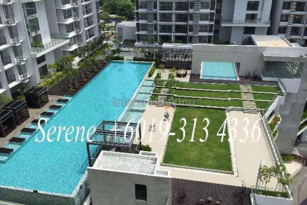 For Rent SoHo/Studio at Wellesley Residences, Butterworth Freehold Semi Furnished 0R/1B 1.3k