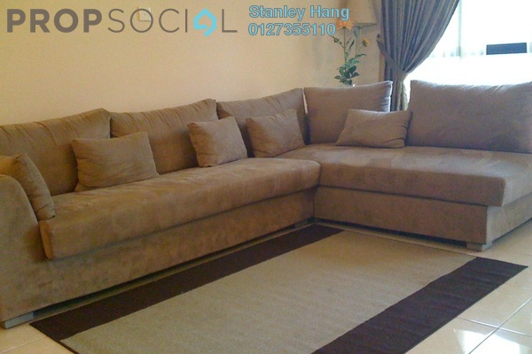 For Rent Condominium at Casa Indah 1, Tropicana Leasehold Fully Furnished 2R/3B 2.4k