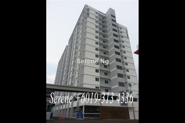 For Sale Condominium at Capri Park, Butterworth Freehold Unfurnished 3R/2B 410k