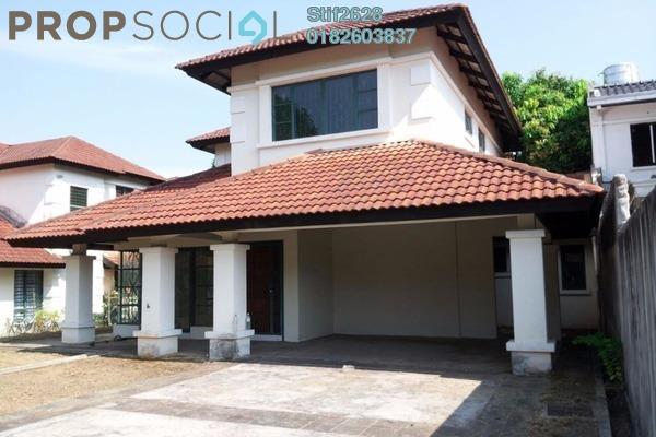 For Rent Semi-Detached at Bandar Tasik Kesuma, Semenyih Freehold Unfurnished 4R/3B 1.6k