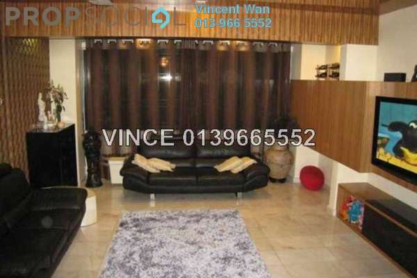 For Sale Condominium at Prima Damansara, Damansara Heights Freehold Fully Furnished 3R/4B 1.5m