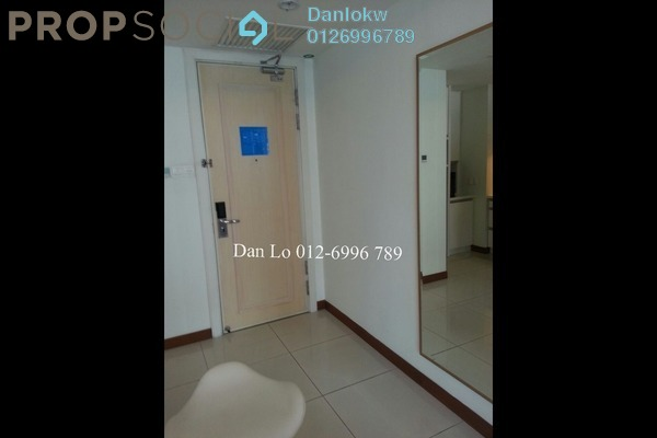 For Rent Condominium at Fraser Place, KLCC Freehold Fully Furnished 1R/1B 4.3k
