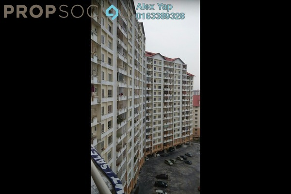 For Sale Apartment at Merdeka Villa, Ampang Freehold Semi Furnished 3R/2B 350k