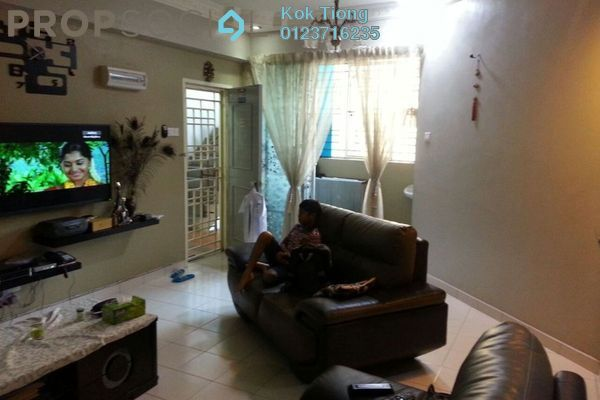 For Sale Apartment at Andari Townvilla, Selayang Heights Leasehold Fully Furnished 3R/2B 360k