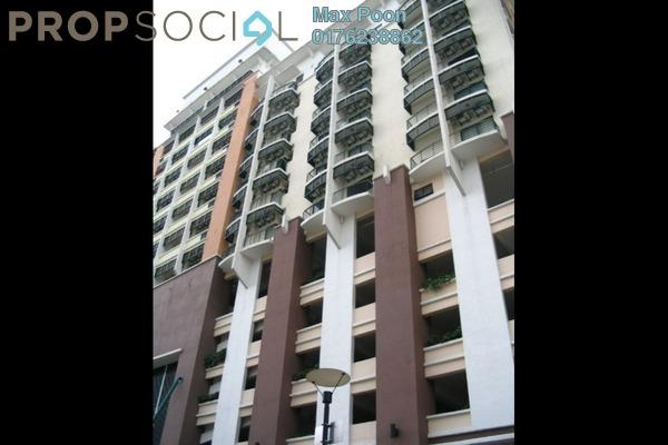 For Sale Condominium at 10 Semantan, Damansara Heights Leasehold Fully Furnished 1R/1B 360k