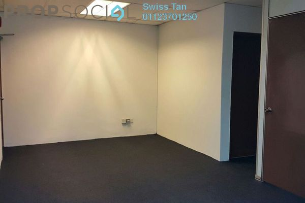 For Sale Office at Dataran Prima, Kelana Jaya Freehold Semi Furnished 2R/1B 360k