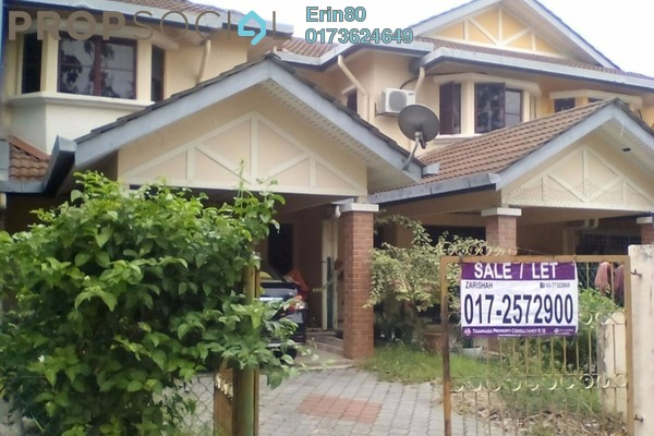 For Sale Terrace at Section 7, Shah Alam Leasehold Unfurnished 4R/3B 579k