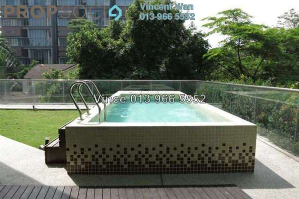 For Sale Condominium at Gallery U-Thant, Ampang Hilir Freehold Semi Furnished 4R/5B 4.6m