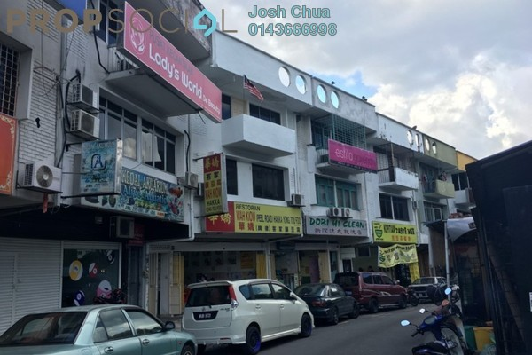For Sale Shop at Taman Segar, Cheras Leasehold Unfurnished 1R/1B 3m