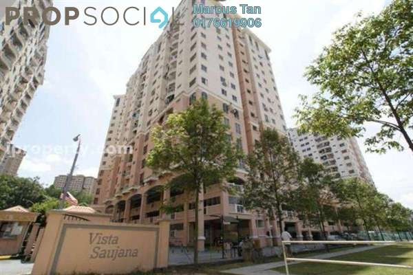 For Sale Apartment at Vista Saujana, Kepong Freehold Unfurnished 3R/2B 305k