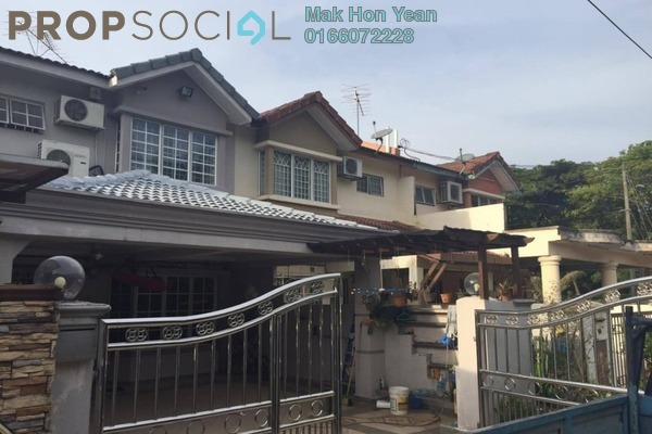 For Rent Terrace at Taman Puchong Prima, Puchong Freehold Semi Furnished 4R/3B 1.8k