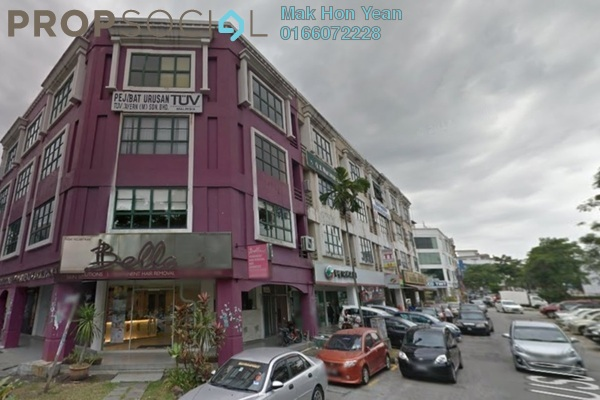 For Rent Shop at USJ 9, UEP Subang Jaya Freehold Unfurnished 1R/1B 7k