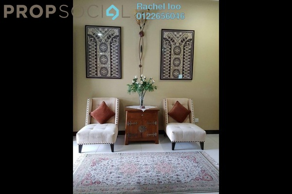 For Rent Semi-Detached at Beverly Heights, Ukay Freehold Fully Furnished 6R/6B 6k