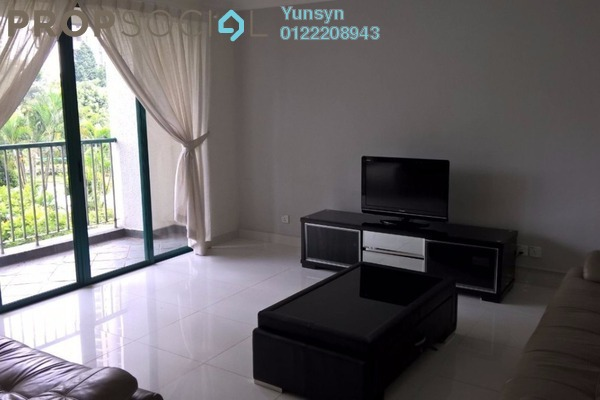 For Rent Condominium at Mont Kiara Astana, Mont Kiara Freehold Fully Furnished 3R/2B 3.95k
