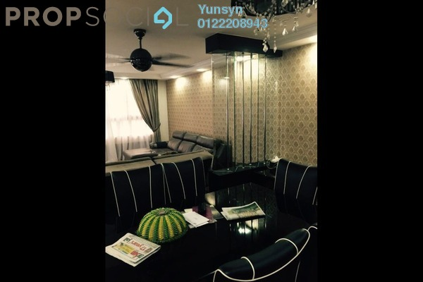 For Sale Condominium at Mont Kiara Pelangi, Mont Kiara Freehold Fully Furnished 3R/2B 948k