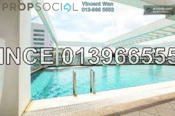 For Sale SoHo/Studio at Parkview, KLCC Freehold Fully Furnished 1R/1B 680k