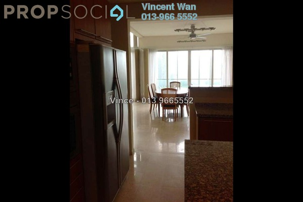 For Sale Condominium at Dua Residency, KLCC Freehold Semi Furnished 5R/6B 3.94m