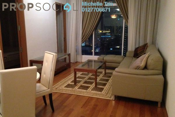 For Sale Condominium at Vipod Suites, KLCC Freehold Fully Furnished 2R/2B 3m