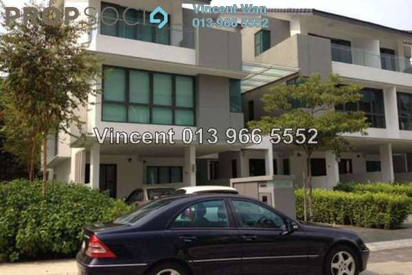 For Sale Townhouse at Sunway SPK 3 Harmoni, Kepong Freehold Semi Furnished 3R/4B 1.26m