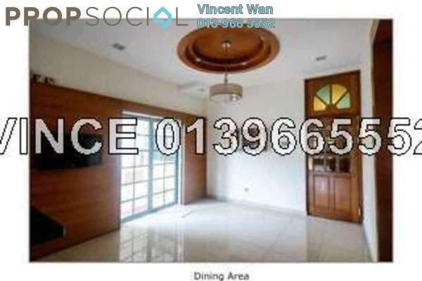 For Sale Semi-Detached at D'Puncak, Bukit Jelutong Freehold Semi Furnished 4R/6B 2.05m
