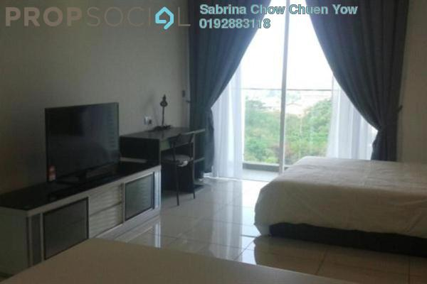 For Rent Serviced Residence at M Suites, Ampang Hilir Freehold Semi Furnished 0R/1B 2k