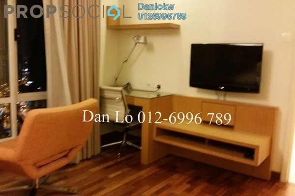 For Sale Condominium at Fraser Place, KLCC Freehold Fully Furnished 1R/1B 880k
