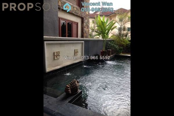 For Sale Bungalow at The Ara, Bangsar Freehold Fully Furnished 4R/5B 4.3m