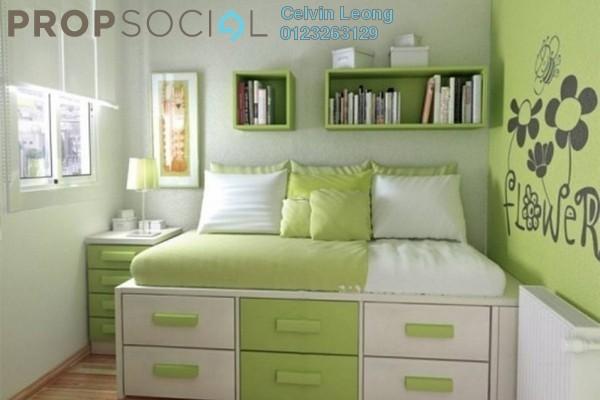 For Sale Condominium at Sentul Point, Sentul Freehold Unfurnished 2R/2B 368k